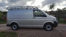 Volkswagen T5 VW 102 1.9 tdi LOW MILEAGE no vat