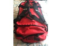 North Face Base Camp Duffle Bag - Large RED