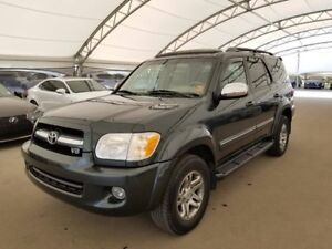 2007 Toyota Sequoia 4x4 Limited V8