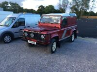 Land Rover defender county 300 tdi mint condion