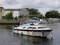 Boat share 1/3rd Ownership of Fairline Holiday MK2 Moored in Beccles
