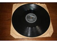 Vogue Coral 78 RPM Record - I'm Lookin' For Someone To Love & That'll Be The Day