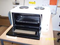 Small free standing oven/grill