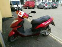 Direct Bikes 125cc Scooter for sale