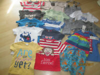 SELECTION OF BOYS CLOTHES (33 ITEMS)