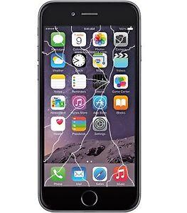 ✅❎réparation écran cassé iPhone 6 a 59$ Meilleur prix en ville✅❎