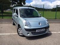 Renault Kangoo 1.5dCi Expression CAR 2010 59 *ONLY 51K MILES, NEW MOT & SERVICE*
