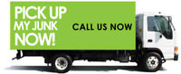 Junk removal, property cleanouts, dumpster rental