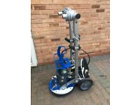 HOS Orbot Floor Machine With SprayBorg