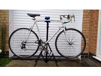 Classic Retro Raleigh Elan Gents Dropped handlebar sports bicycle