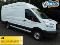 2015 Ford Transit 350 EL-LWB L4H3 125ps/6speed (4m load length)