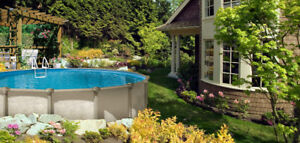 Above Ground Swimming Pool Blow Out; SAVE THE TAX