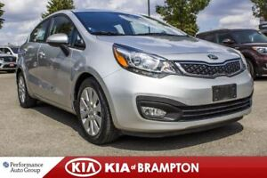 2015 Kia Rio EX|BLUETOOTH|HTD SEATS|ROOF|BACKUP CAM