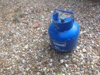 Gas bottle / 4.5 gas bottle
