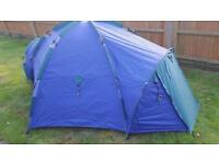 Khyam 3 man hiking tent