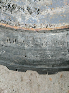 Military Derby/Mud tires