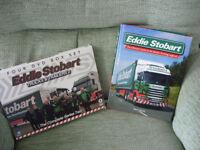 Eddie Stobart Book & 4 Box Set DVD