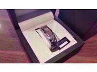 Michel Herbelin 1040-BT12 Ladies Silver Steel Bracelet Watch-Brand New