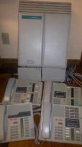 Nortel KSU 8x24 - w/4 - M Series Sets - INSTALLED