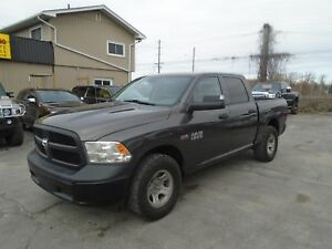 2014 RAM 1500 CREW FINANCING AS LOW AS 3.69%OAC BE APPROVED!!