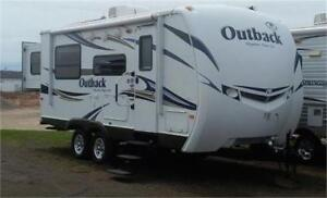 2012 Outback 210RS (Couples/Family Plan)
