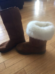 Youth size 3 winter boots