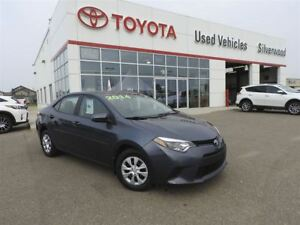 2014 Toyota Corolla - ONE OWNER, ACCIDENT FREE!!!