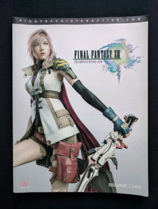 Final Fantasy XIII : The complete official guide