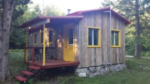 chalet renover pret a relaxer