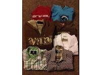 Men's Animal bundle inc 3 summer shirts