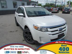 2013 Ford Edge SEL | NAV | LEATHER | HEATED SEATS | BACKUP CAM