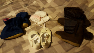 Baby boots.shoes. slipper size 2