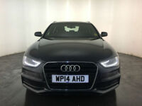 2014 AUDI A4 S LINE TDI AUTOMATIC DIESEL ESTATE SERVICE HISTORY FINANCE PX