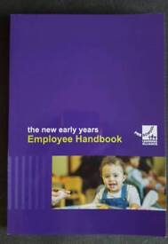 Pre-school Learning Alliance early years hand book