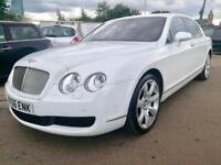 2007 BENTLEY CONTINENTAL 6.0 AUTO FLYING SPUR FULL BENTLEY SERVICE HISTORY