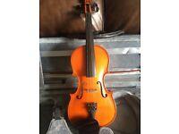 4/4 Andreas Zeller Violin