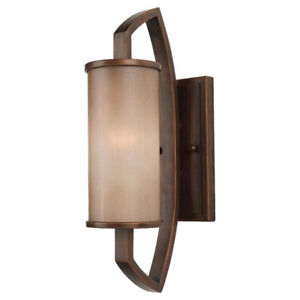 2 INDOOR/OUTDOOR WALL SCONCES BY FEISS – BRAND NEW!
