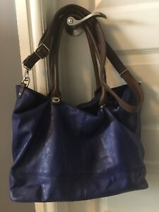 Blue 3-in-1 purse for sale