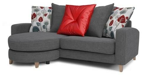 3 Seater Lounger Sofa With Chair