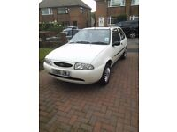 Ford fiesta finesse **28000 miles**