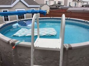 above ground pools