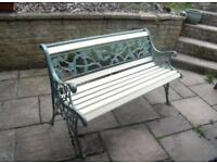 Fully Restored Garden Bench