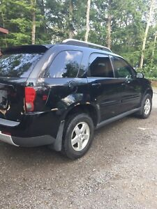 2007 Pontiac Torrent Must sell asap
