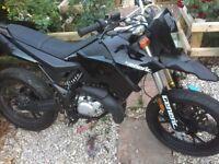 Generic trigger SM 50cc motorbike