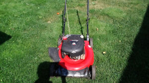 Murray push mower 70 If you want it and the extra 130