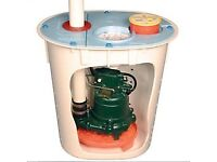 The SmartSump™ Sub-floor Void Sump Pump System