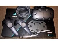 HTC Vive VR Headset poss 4 swap gsync monitor