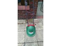 Qualcast easi-lite hover mower