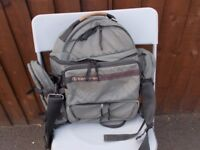 tamrac camera backpack case