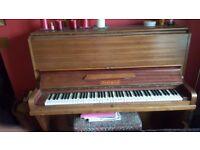 Ritzmar upright piano